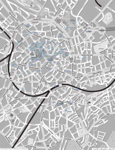 Stadtplan zum Ausdrucken